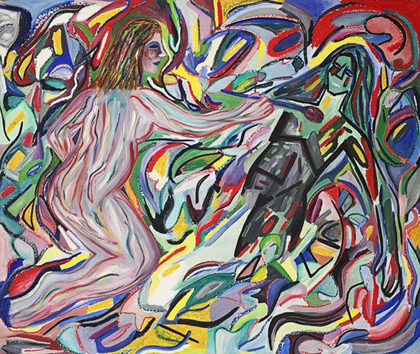 Woman_Artist_Painting_Magic